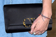 Kate Moss Satin Clutch