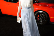Karine Vanasse Evening Dress