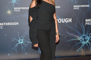Taraji P. Henson One-Shoulder Top