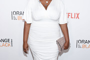 Adrienne C. Moore Form-Fitting Dress