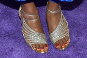 Mindy Kaling Evening Sandals