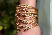 January Jones Gold Bracelet