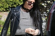Kourtney Kardashian Long Sleeve T-Shirt