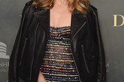 Kate Mara Leather Jacket
