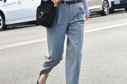 Emmy Rossum Slacks