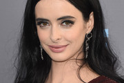 Krysten Ritter Long Center Part