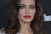 Angelina Jolie Medium Curls