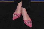 AnnaSophia Robb Evening Pumps