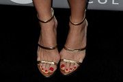 Molly Sims Strappy Sandals