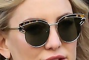 Kate Hudson Cateye Sunglasses