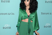 Stacey Bendet Crop Top