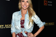 Audrina Patridge Denim Jacket