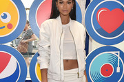 Chanel Iman Bomber Jacket