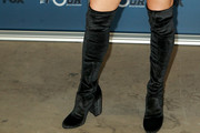 Fergie Over the Knee Boots