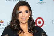 Eva Longoria Medium Wavy Cut