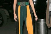 Blake Lively Wide Leg Pants