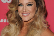 Lacey Schwimmer Long Curls