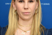 Zosia Mamet Layered Cut
