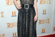 Anna Paquin Sequin Dress