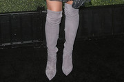 Katharine McPhee Over the Knee Boots
