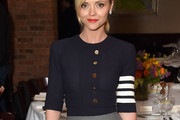 Christina Ricci Knit Top