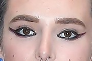Bella Thorne Cat Eyes