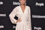 Nicole Richie Wrap Top