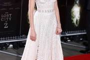 Sienna Miller Corset Dress
