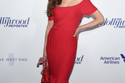 Carol Alt Bandage Dress