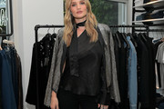 Rosie Huntington-Whiteley Sequined Jacket