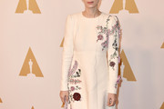 Rooney Mara Beaded Dress