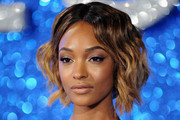 Jourdan Dunn Short Wavy Cut