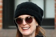 Julianne Moore Wool Beret