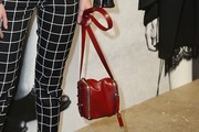Bella Thorne Leather Shoulder Bag