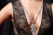 Camila Alves Diamond Pendant