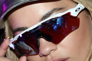 Rita Ora Athletic Shield Sunglasses
