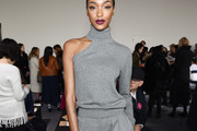Jourdan Dunn Turtleneck