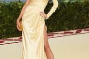 Gisele Bundchen Evening Dress