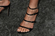 Jennifer Aniston Strappy Sandals