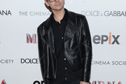 Christian Siriano Leather Jacket