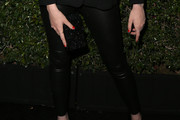 Ireland Baldwin Leather Pants