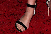 Cobie Smulders Strappy Sandals