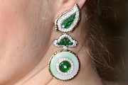 Amy Adams Dangling Gemstone Earrings