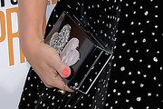 Busy Philipps Box Clutch