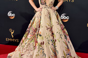 Kristen Bell Princess Gown