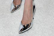 Jessica Chastain Evening Pumps
