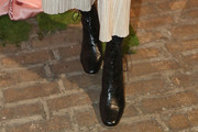 Louise Roe Lace Up Boots