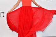 Doutzen Kroes One Shoulder Dress