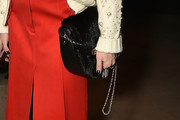 Olivia Palermo Fur Purse