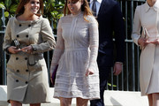 Princess Eugenie Trenchcoat